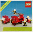 LEGO brannbil