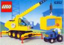 LEGO heisekranbil