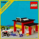 LEGO verksted